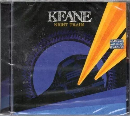Keane Night Train Cd Nuevo Cerrado