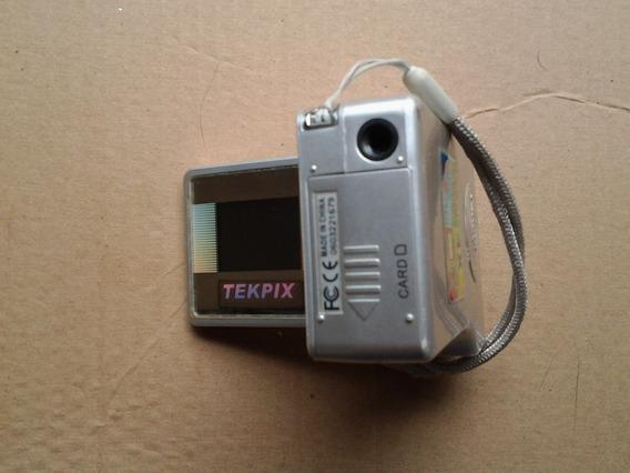 Filmadora Tekpix Dv5000 Antiga