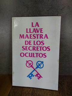 L2206 Magnus Brunos La Llave Maestra De Los Secretos Ocultos