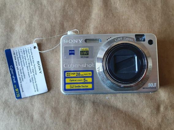 Câmera Digital Sony Cybershot Dsc-w170 10.1mp Sem Acessorios