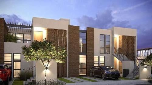 Casa En Preventa Modelo Confort En Privada Con Alberca