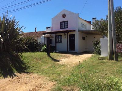 La Paloma , Casa Para 4 , Frente A Playa Los Botes