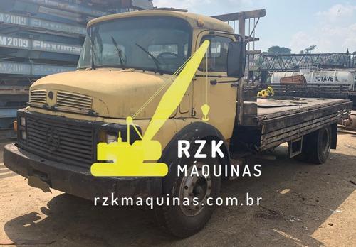 Imagem 1 de 15 de Caminhão Mb 1113 4x2 1982