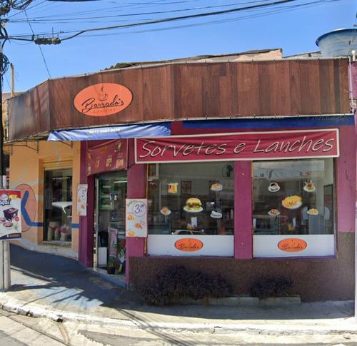 Imagem 1 de 7 de Lanchonete Completa Vendo Ou Troco Bem Localizada