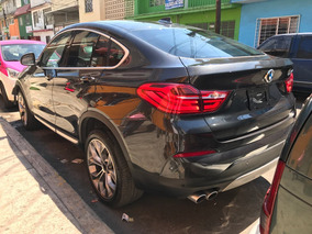Bmw X4 28i 2017 Accidentada