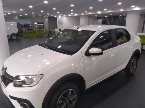 Renault Logan 1.6 16v Zen Oferta      Antic + Cuotas       W
