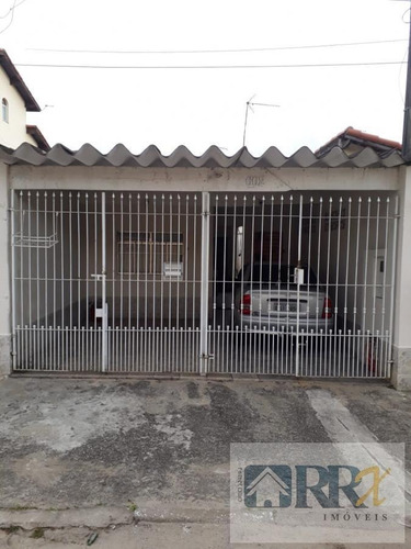 Casa Para Venda Em Suzano, Vila Amorim, 3 Dormitórios, 1 Banheiro, 2 Vagas - 64_2-1154907
