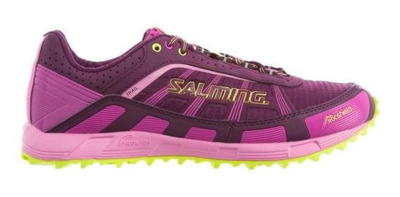 Zapatillas Salming Trail T3 Mujer Running Run Lite Caminata