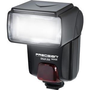 Flash Universal Precision Dslr350 Inclina E Giral Na Caixa