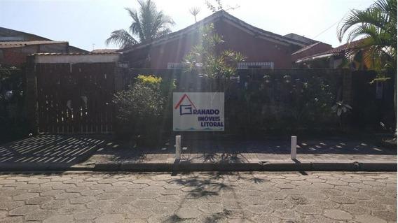 Casa Para Venda Em Mongaguá, Balneário Itaguaí, 4 Dormitórios, 1 Suíte, 2 Banheiros, 7 Vagas - 550_1-1148699