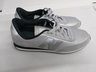 Tenis New Balace Grices