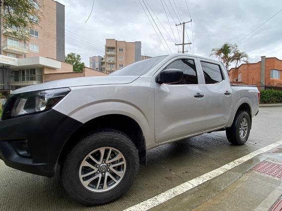 Camioneta Nissan Frontier Nueva Año 2020