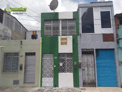 Casa Duplex, Quatro Quartos - Vila Rui Barbosa. - Ca0115