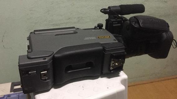 Camera Sony Dvcam 3ccd Dsr 250 + Case