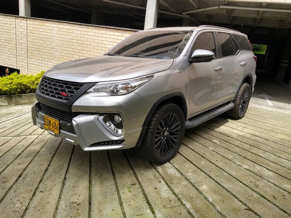 Toyota Fortuner Sw4 2.7 Gsl 4x2 Automatica 2018