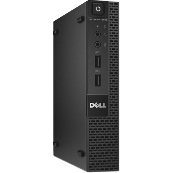 Dell Optiplex Mini 3060 I3 8100t 8gb Ssd 480g Ultracompacto