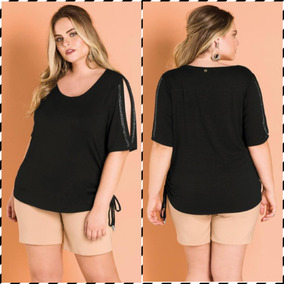 Blusa Secret Glam Rovitex Xg