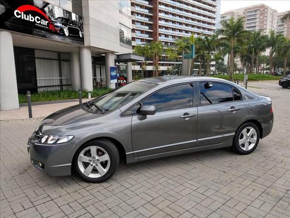 Honda Civic 1.8 Lxs 16v Flex Rp Automático