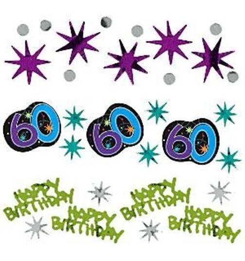 Confeti 60 Años The Party Continues