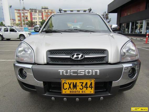 Hyundai Tucson Gl Fe