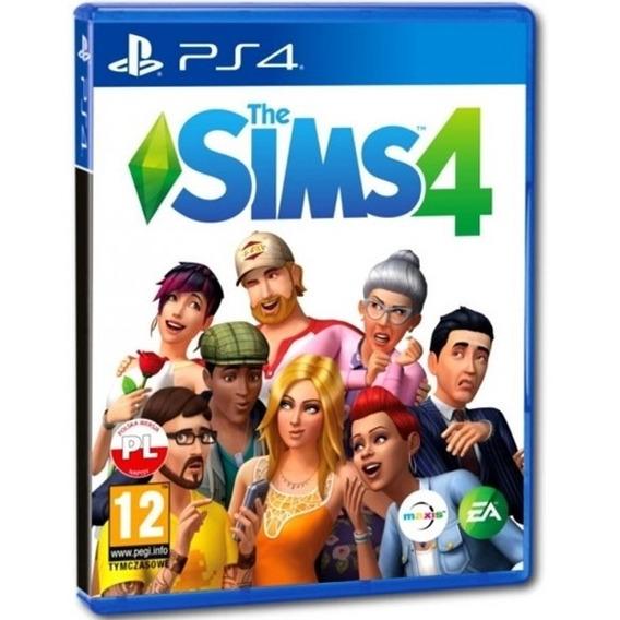 Game The Sims 4 Ps4 Disco Fisico Original Português Barato