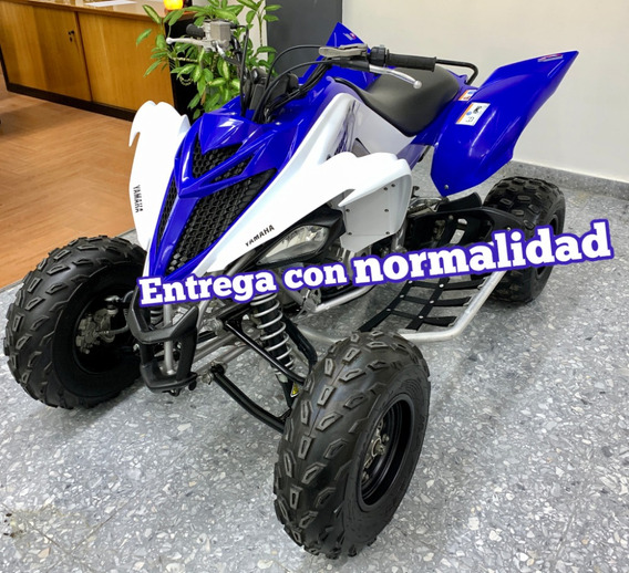 Yamaha Raptor 700 Usado 2017 Como Nuevo.