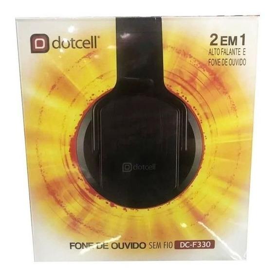 Fone De Ouvido 2 Em 1 Caixa Headset Gamer Dotcell Dc-f330