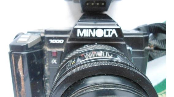 Antiguidade - Maquina Fotográfica Minolta