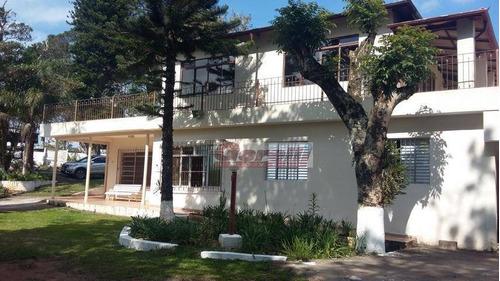 Chácara Com 3 Dormitórios Para Alugar, 30000 M² Por R$ 5.000,00/mês - Chácara Boa Vista - Santa Isabel/sp - Ch0051
