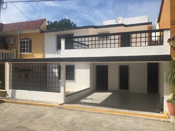 Bonita Casa En Privada Carlos Greene Atasta, Zona Segura