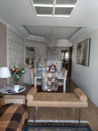 Imagem 1 de 14 de Apartamento Com 2 Dormitórios À Venda, 62 M² Por R$ 485.000,00 - Vila Gumercindo - São Paulo/sp - Ap36973