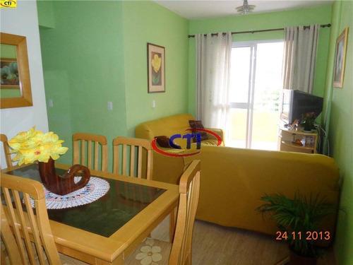 Imagem 1 de 15 de Apartamento  2 Dormitórios Sendo 1 Suíte À Venda, Centro, São Bernardo Do Campo. - Ap0211