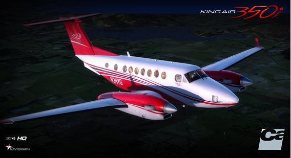 Pacote De Aeronaves Beechcraft P/ Flight Simulator