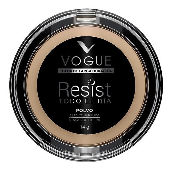Polvo Compacto Resist Tono Natural Vogue