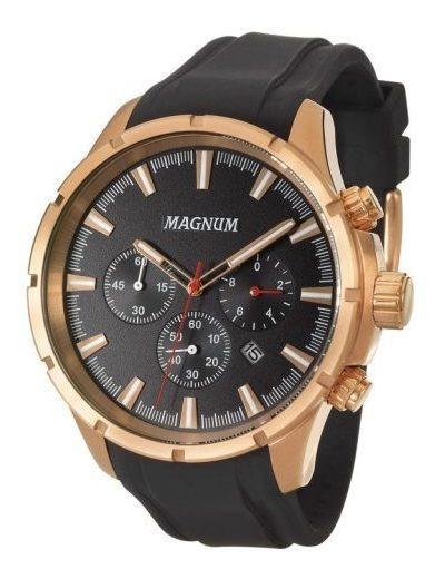 Relógio Magnum Masculino Ref: Ma34343p Rosê