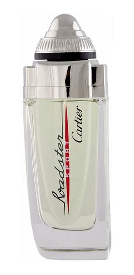 Cartier Roadster Sport Cartier - Perfume Masculino - Eau De Toilette 100ml