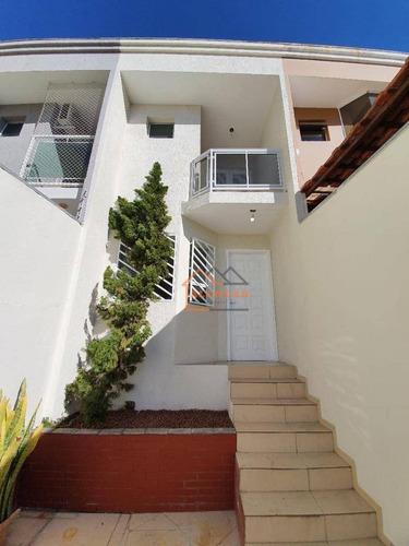 Imagem 1 de 16 de Sobrado Com 3 Dormitórios À Venda, 120 M² Por R$ 600.000,00 - Cidade Patriarca - São Paulo/sp - So0484