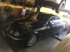 Jaguar S-type 3.0 2000 Apenas 50 Mil Km Impecavel Classico V