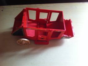 Carroça Velho Oeste Antiga Playmobil Anos 80