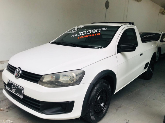 Volkswagen Saveiro 1.6 Startline Cs (flex) 2015