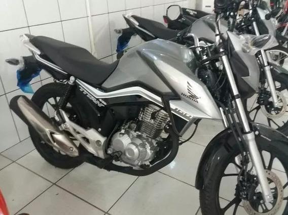 Honda Cg 160 Completa 2020 0km