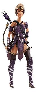 Barbie Wonder Mujer Muñeca Antiope
