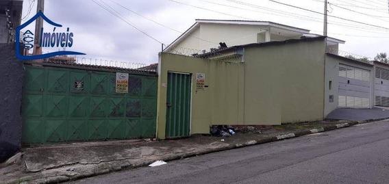 Casa Com 3 Dormitórios Para Alugar, 80 M² Por R$ 1.300/mês - Jordanópolis - Arujá/sp - Ca0302
