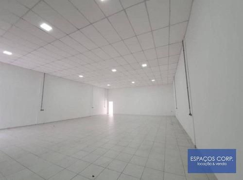 Galpão Comercial À Venda, 312m² Por R$ 1.900.000 - Ipiranga - São Paulo/sp - Ga0533