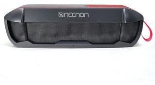Bocina Portatil Bluetooth Recargable Multiconexion Necnon