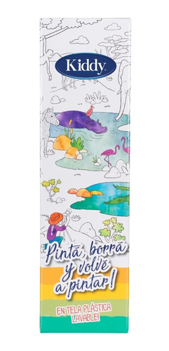 Art Collection Juguete Didactico Kiddy Pintar