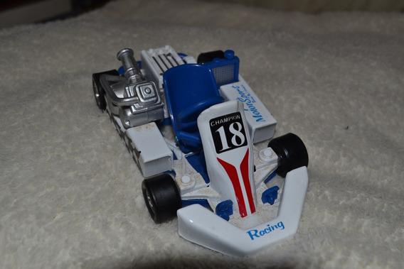 Miniatura Kart Racing Motosport Champion 18 Escala 1/32