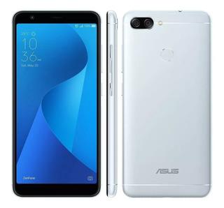 Asus Zenfone Max Plus Zb570tl Azul Claro 32gb 3gb Original