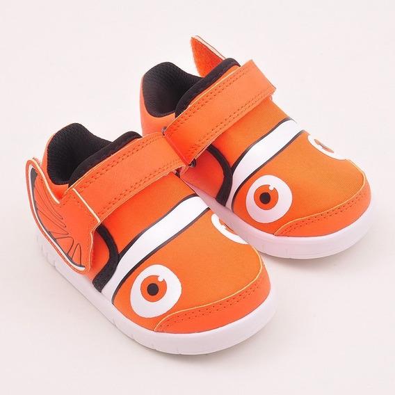 Tenis adidas Infantil Disney Nemo