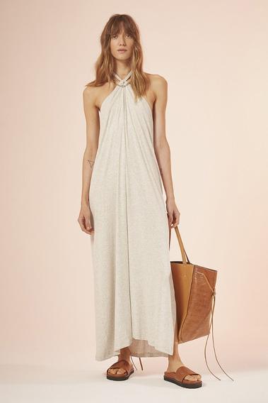 Vestido Diorama Crudo. Cher 2020.